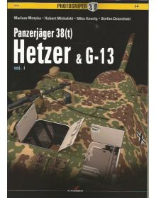 Hetzer & G-13 Vol. I, Photosniper no 14, Kagero