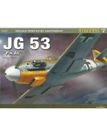 JG 53, Units no 7, Kagero