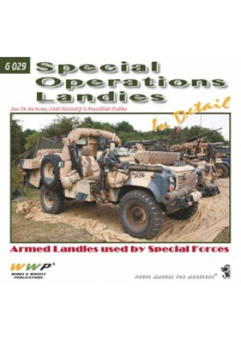 Special Operations Landies in detail, WWP