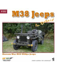 M38 Jeeps in Detail, WWP
