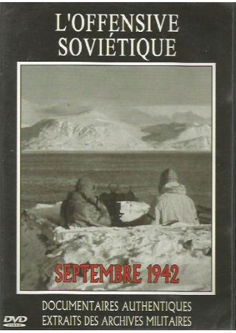 L'Offensive Sovietique - Septembre 1942