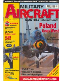 Military Aircraft Monthly Vol 10 Issue 03, Hellenic Dorniers