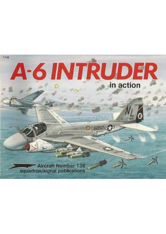 A-6 Intruder in Action, Squadron
