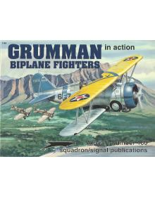 Grumman Biplane Fighters in Action, Squadron/Signal