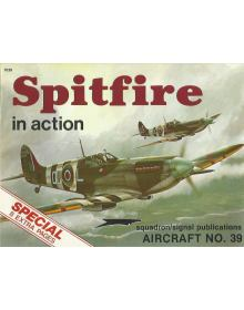 Spitfire in Action, Squadron