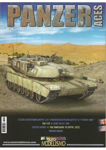 Panzer Aces No 39