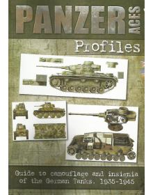 Panzer Aces Profiles No 1: German Tanks 1935 - 1945