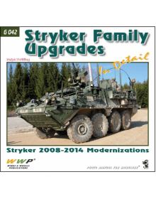 Stryker Upgrades in detail, WWP
