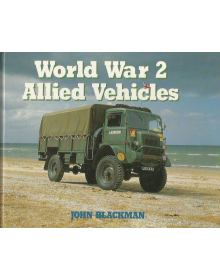 World War 2 Allied Vehicles, John Blackman, Ian Allan