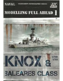 Modelling Full Ahead 1: Knox & Baleares Class, AK Interactive