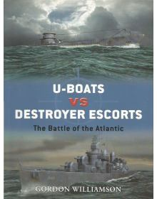 U-Boats vs Destroyer Escorts, Duel 3, Osprey