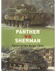 Panther vs Sherman, Duel 13, Osprey