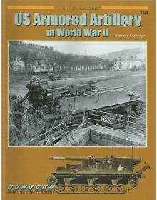 US Armored Artillery in World War II, Armor at War 7044, Concord