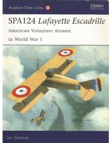 SPA 124 Lafayette Escadrille, Aviation Elite Units 17, Osprey