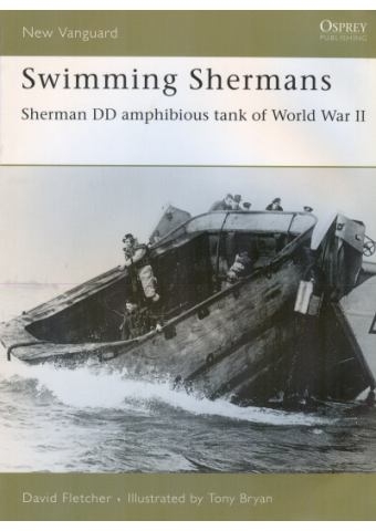 Swimming Shermans, New Vanguard 123, Osprey