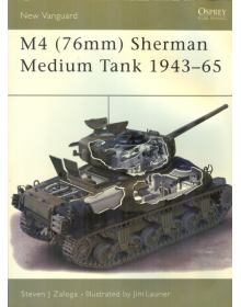 M4 (76mm) Sherman, New Vanguard 73, Osprey