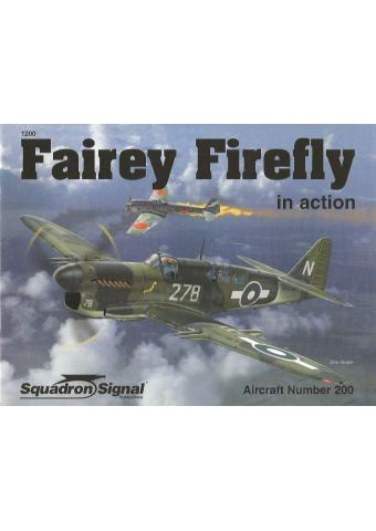 Fairey Filrefly in Action