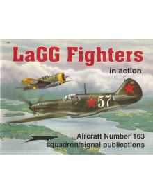 LaGG Fighters in Action