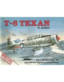 T-6 Texan in Action