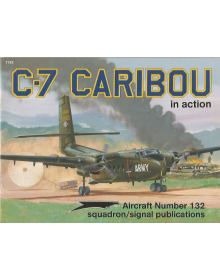 C-7 Caribou in Action