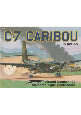 C-7 Caribou in Action, Squadron/Signal
