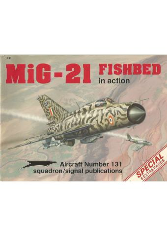 MiG-21 in Action