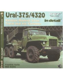 Ural 375 / 4320 in Detail, WWP