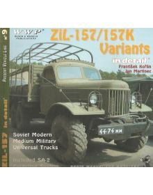 ZiL-157/157K Variants in Detail, WWP