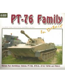 PT-76 Family in Detail, WWP