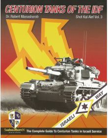 Centurion Tanks of the IDF - Volume 3, SabIngaMartin