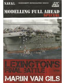 Modelling Full Ahead Special: Lexington's Final Battle, AK Interactive
