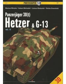 Hetzer & G-13 Vol. II, Photosniper No 17, Kagero