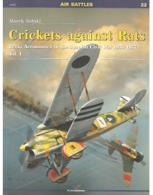Crickets Against Rats Vol I, Air Battles No 22, Kagero