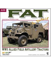 Field Artillery Tractors in Detail, WWP