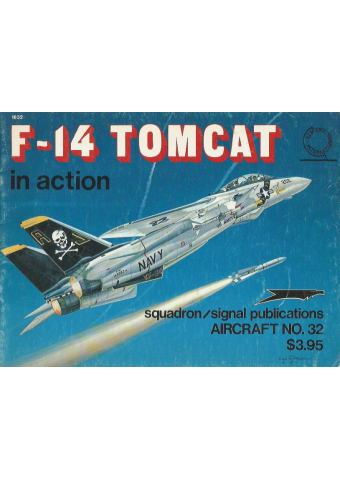 F-14 Tomcat in Action, Squadron / Signal Publications