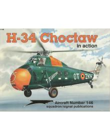 H-34 Choctaw in Action, Squadron / Signal Publications