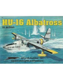 HU-16 Albatross in Action, Squadron / Signal Publications