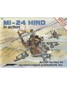 Mi-24 Hind in Action, Squadron / Signal Publications