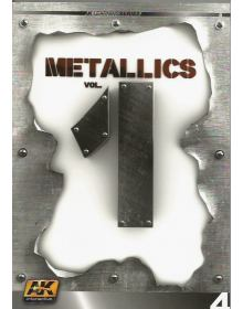 Metallics Vol. 1, AK Interactive