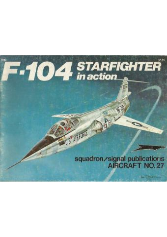 F-104 Starfighter in Action, Squadron / Signal Publications