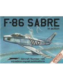 F-86 Sabre in Action, Squadron / Signal Publications