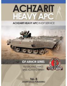 Achzarit Heavy APC