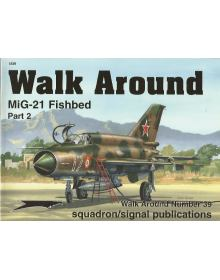 MiG-21 Fishbed Part 2 - Walk Around No 39