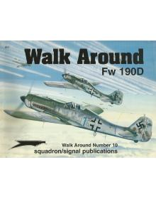 Fw 190D - Walk Around No 10