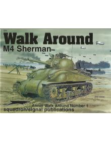 M4 Sherman - Walk Around No 1