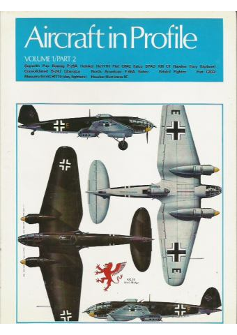 Aircraft in Profile Volume 1 / Part 2