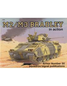 M2/M3 Bradley in Action, Armor no 30, Squadron / Signal