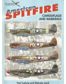 American Spitfire - Camouflage and Markings, Ventura Publications