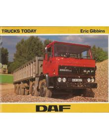 DAF, Σειρά Trucks Today
