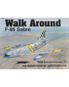 F-86 Sabre Walk Around